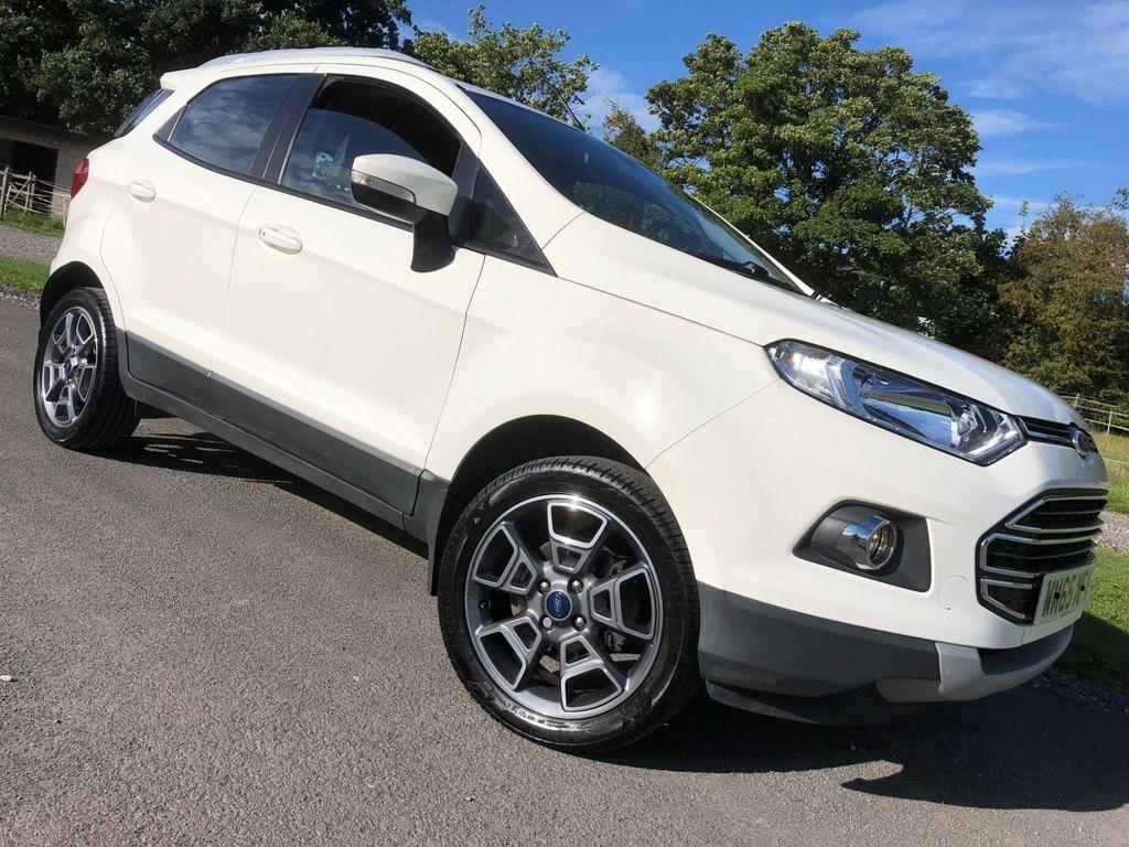 Ford EcoSport SUV 1.5 TDCi Titanium 5dr