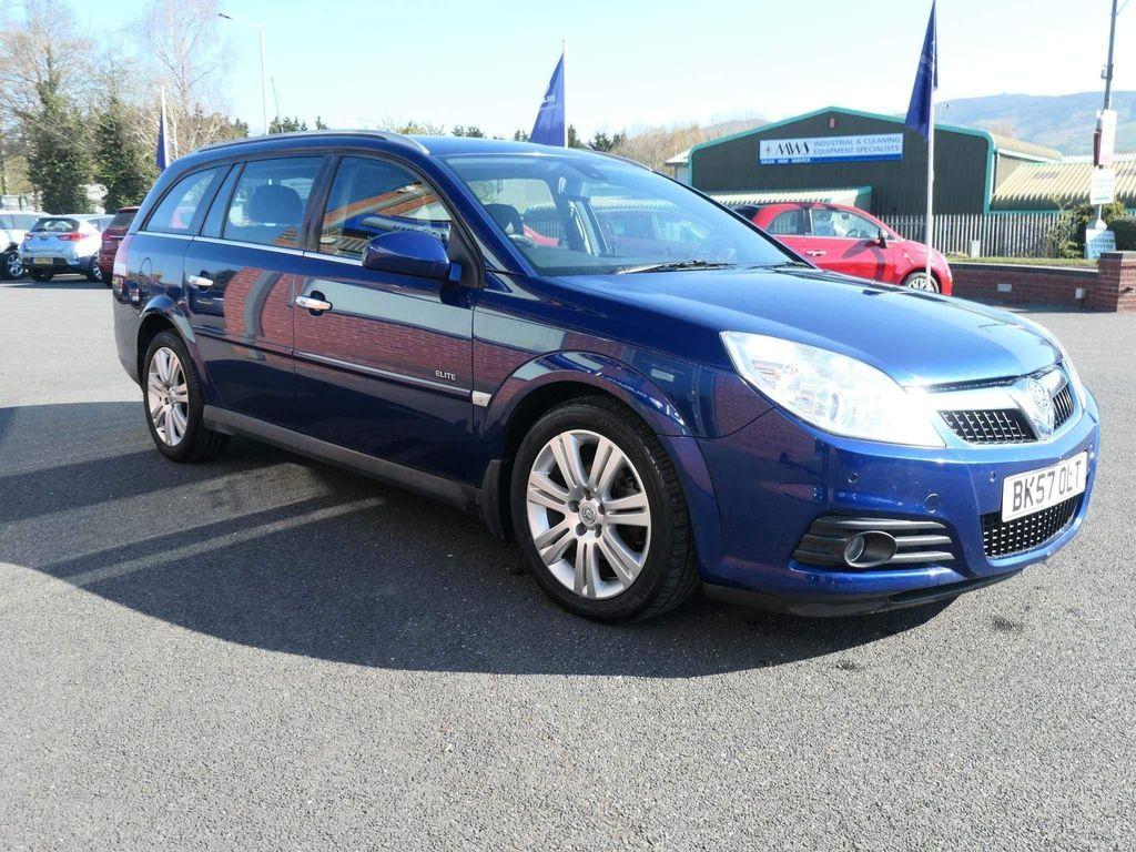 Vauxhall Vectra Estate 1.9 CDTi 16v Elite 5dr