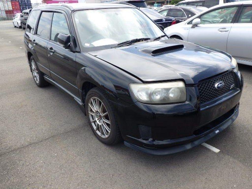 Subaru Forester SUV JDM SG5 CROSS SPORT S EDITION 2.0L TURBO