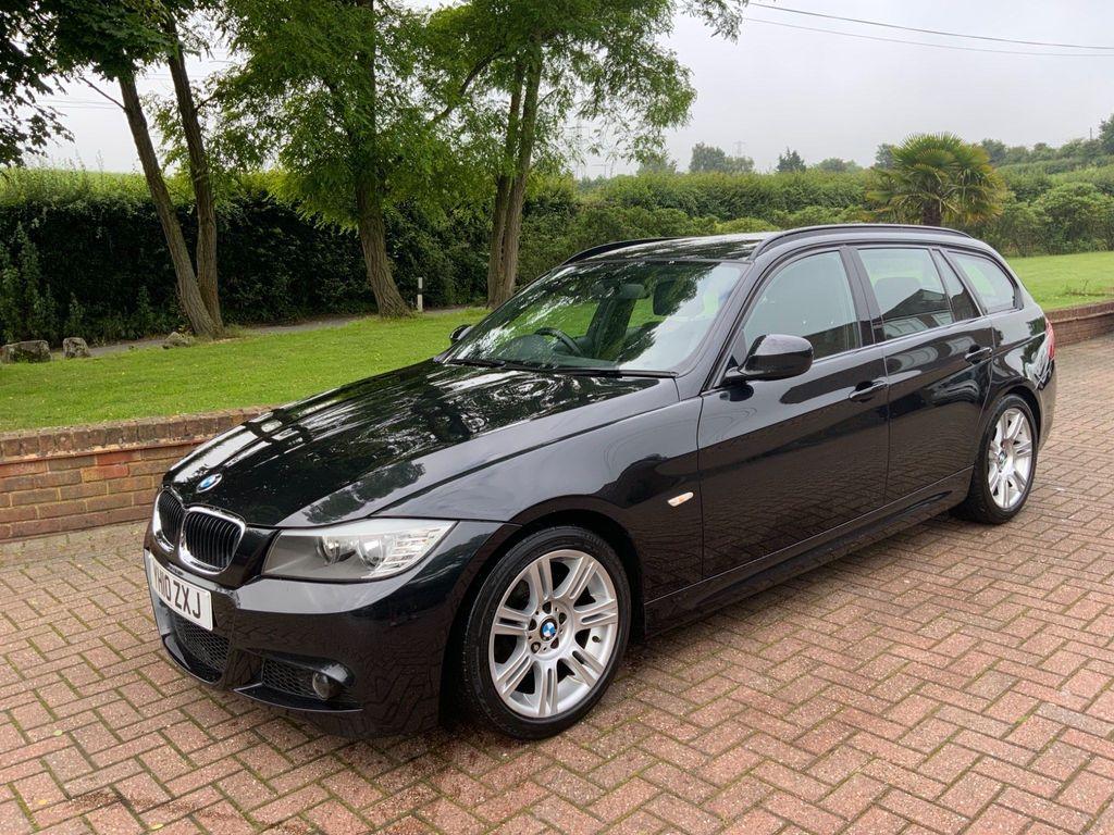BMW 3 Series Estate 2.0 318d M Sport Touring 5dr