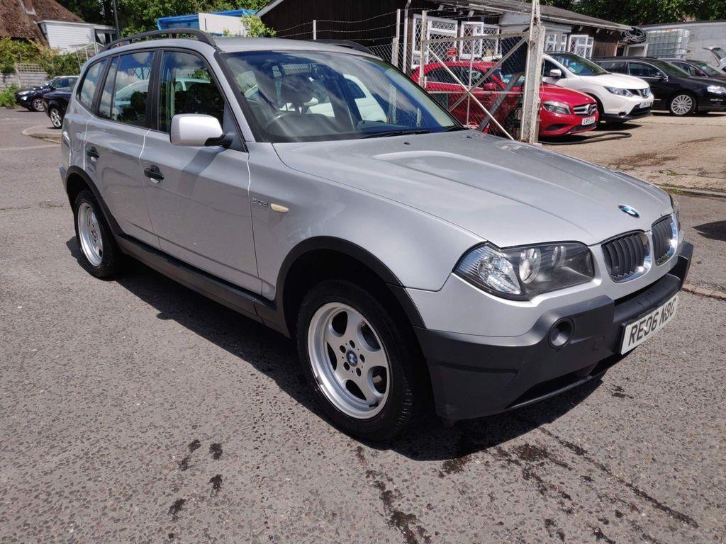 BMW X3 SUV 2.0d 4WD 5dr