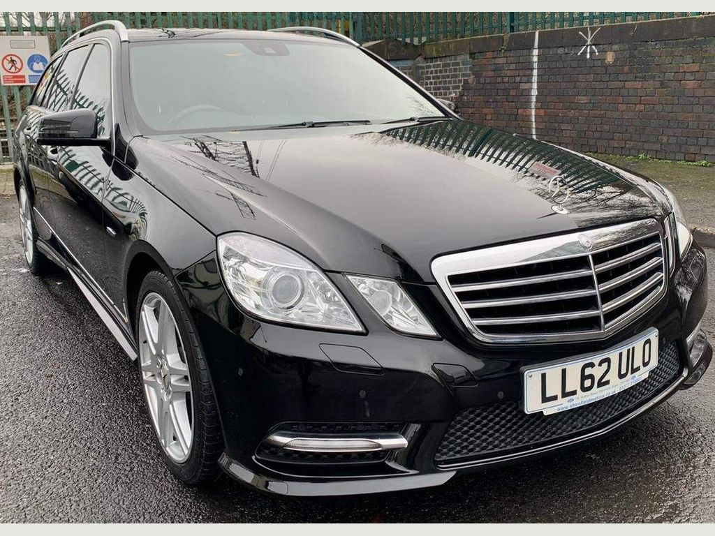 Mercedes-Benz E Class Estate 2.1 E250 CDI BlueEFFICIENCY Sport G-Tronic 5dr