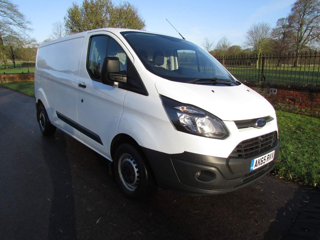 Ford Transit Custom Panel Van 2.2 TDCi 290 ECOnetic L1 H2 5dr