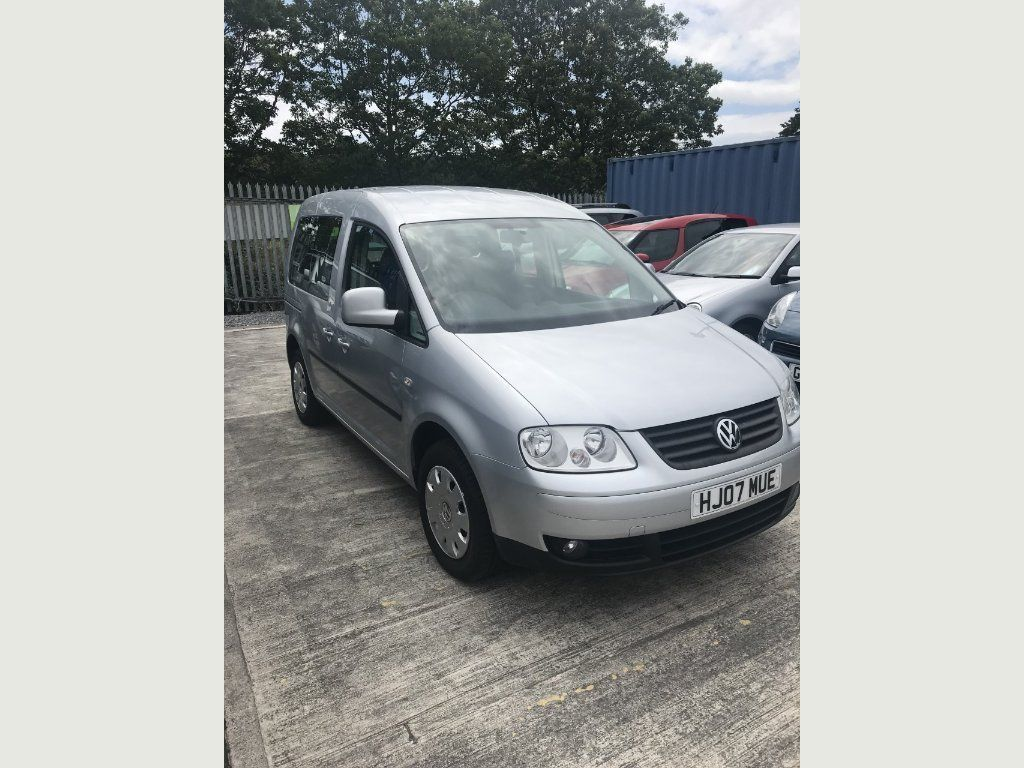 Volkswagen Caddy Unlisted