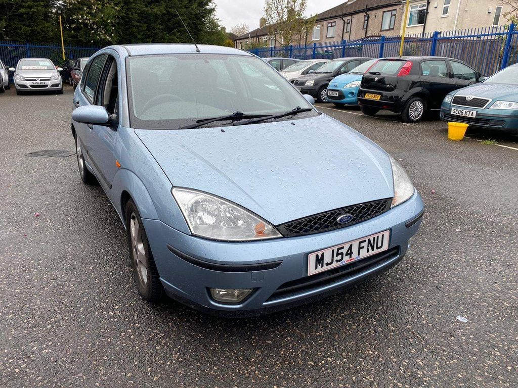 Ford Focus Hatchback 1.8 i 16v Edge 5dr