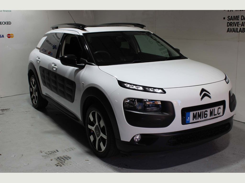 Citroen C4 Cactus Hatchback 1.6 BlueHDi Flair Edition 5dr