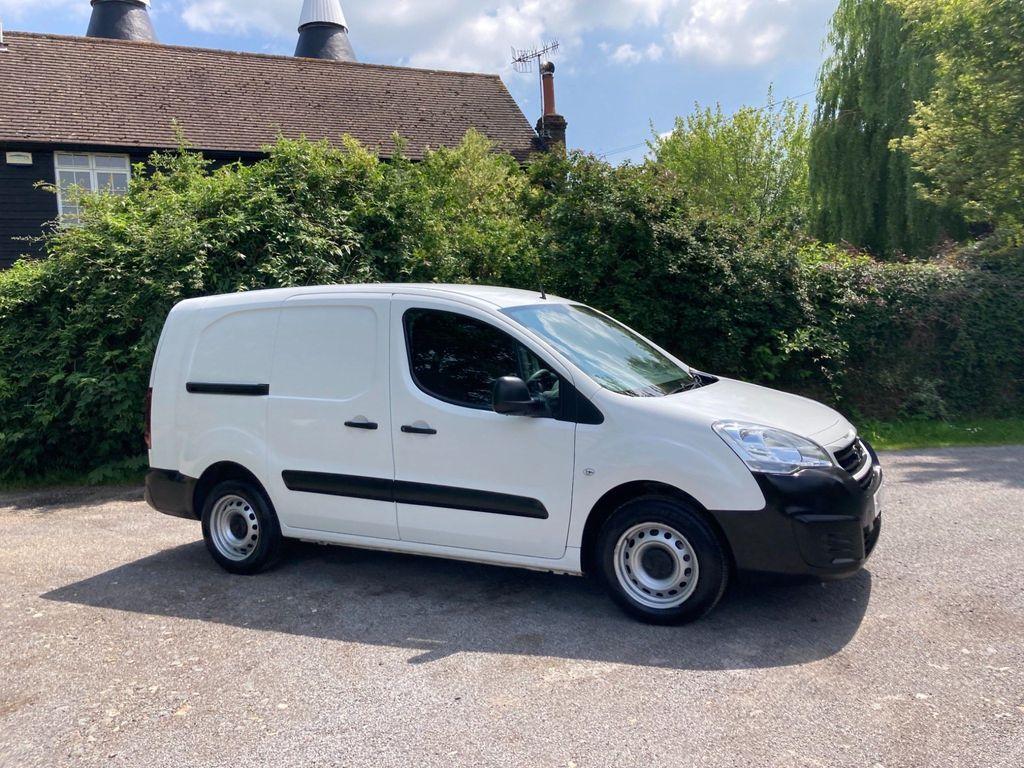 Peugeot Partner Panel Van 1.6 BlueHDi (Eu6) S L2 756 LWB 6dr