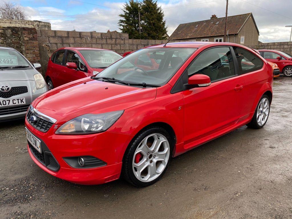 Ford Focus Hatchback 1.6 Zetec S 3dr