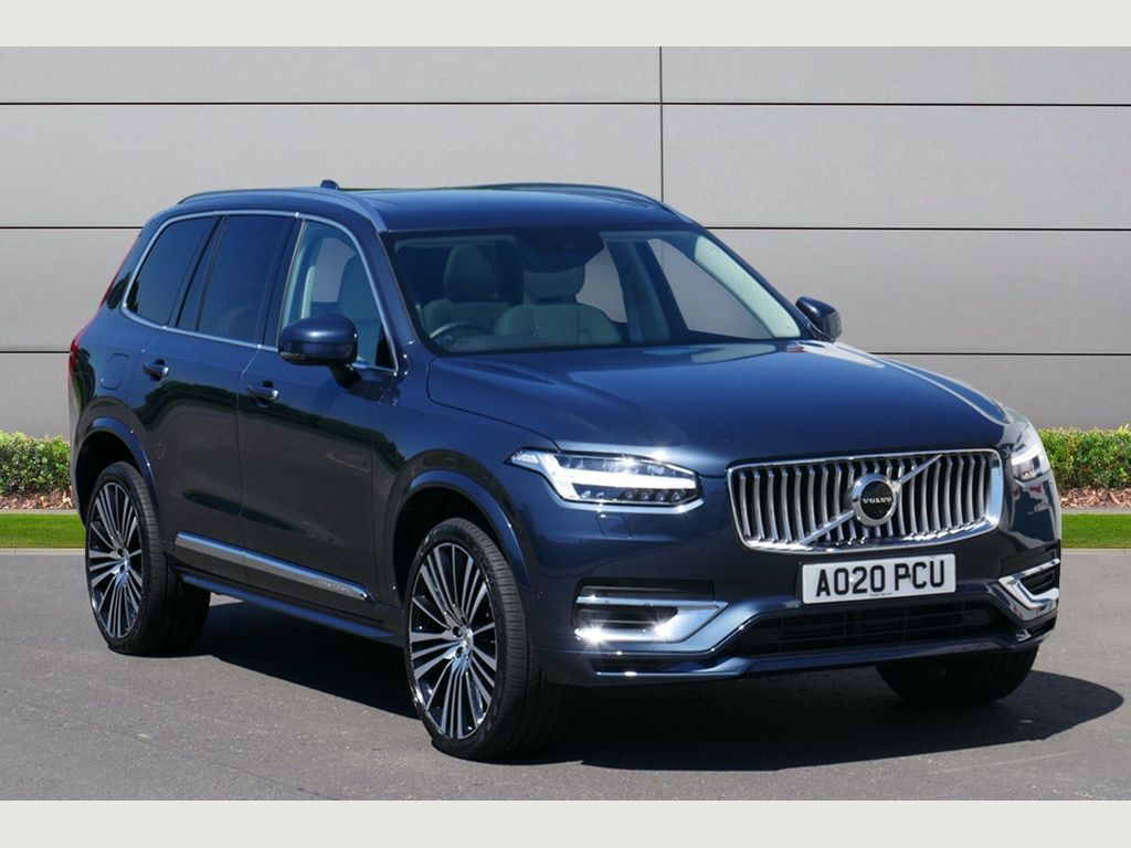 Volvo XC90 SUV 2.0h T8 Twin Engine 11.6kWh Inscription Pro Auto 4WD (s/s) 5dr