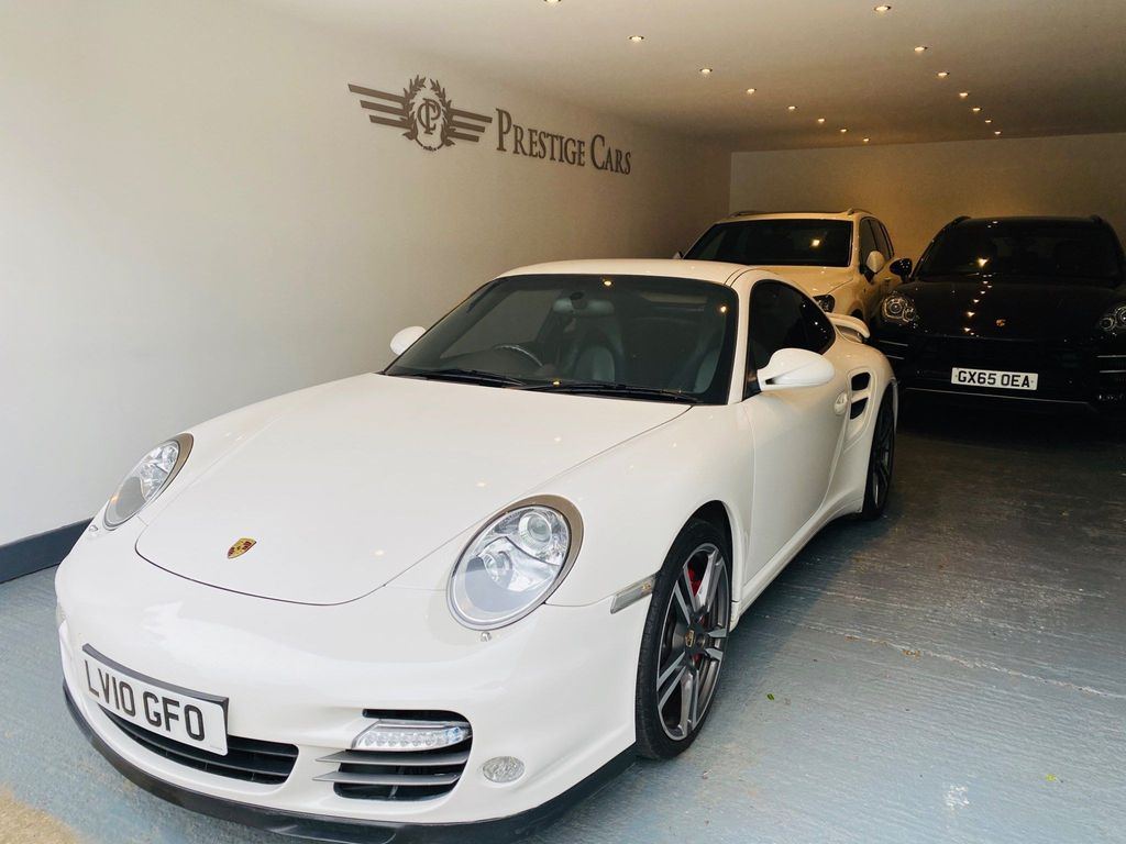 Porsche 911 Coupe 3.8 997 Turbo PDK AWD 2dr