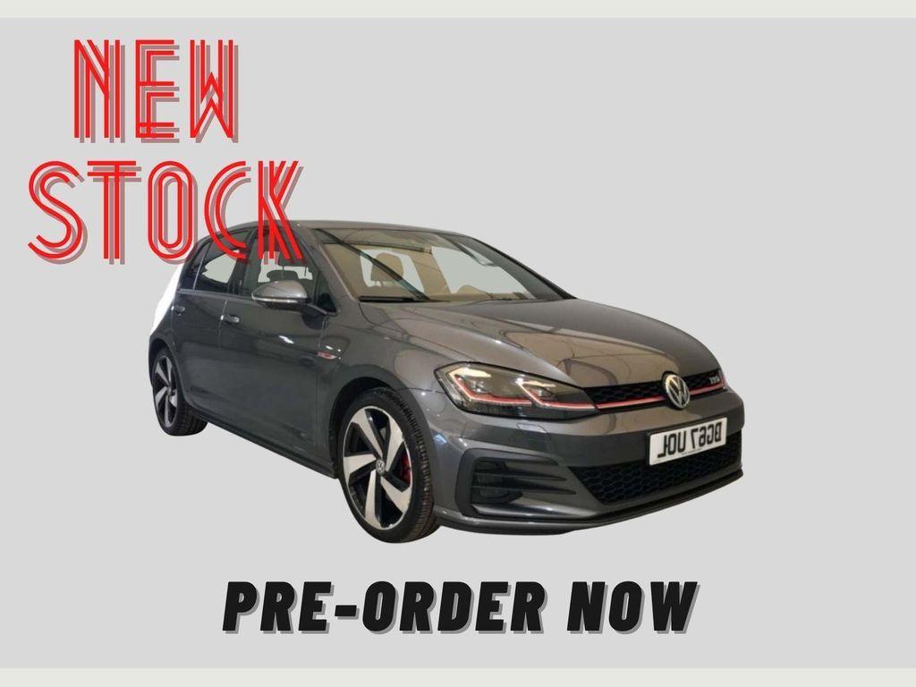 Volkswagen Golf Hatchback 2.0 TSI BlueMotion Tech GTI DSG (s/s) 5dr