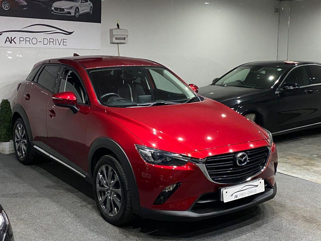 Mazda CX-3 SUV 2.0 SKYACTIV-G GT Sport Nav+ (s/s) 5dr