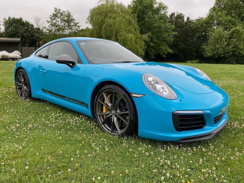 Porsche 911 Coupe 3.0T 991 Carrera T (s/s) 2dr