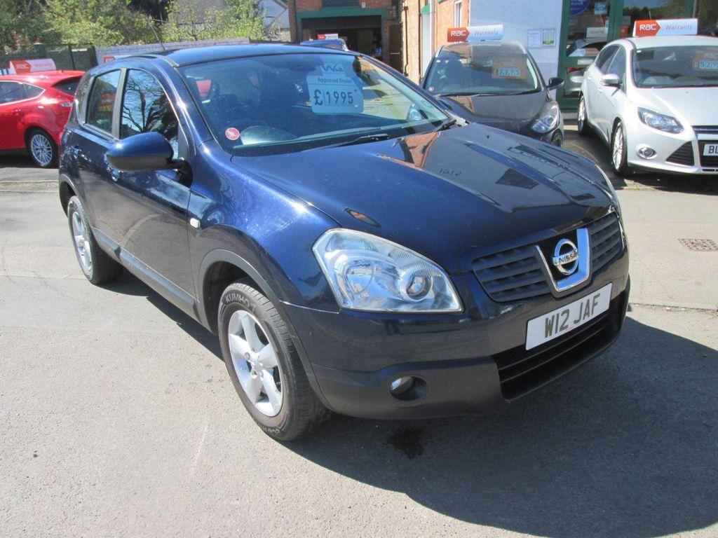 Nissan Qashqai Hatchback 1.6 Acenta 2WD 5dr