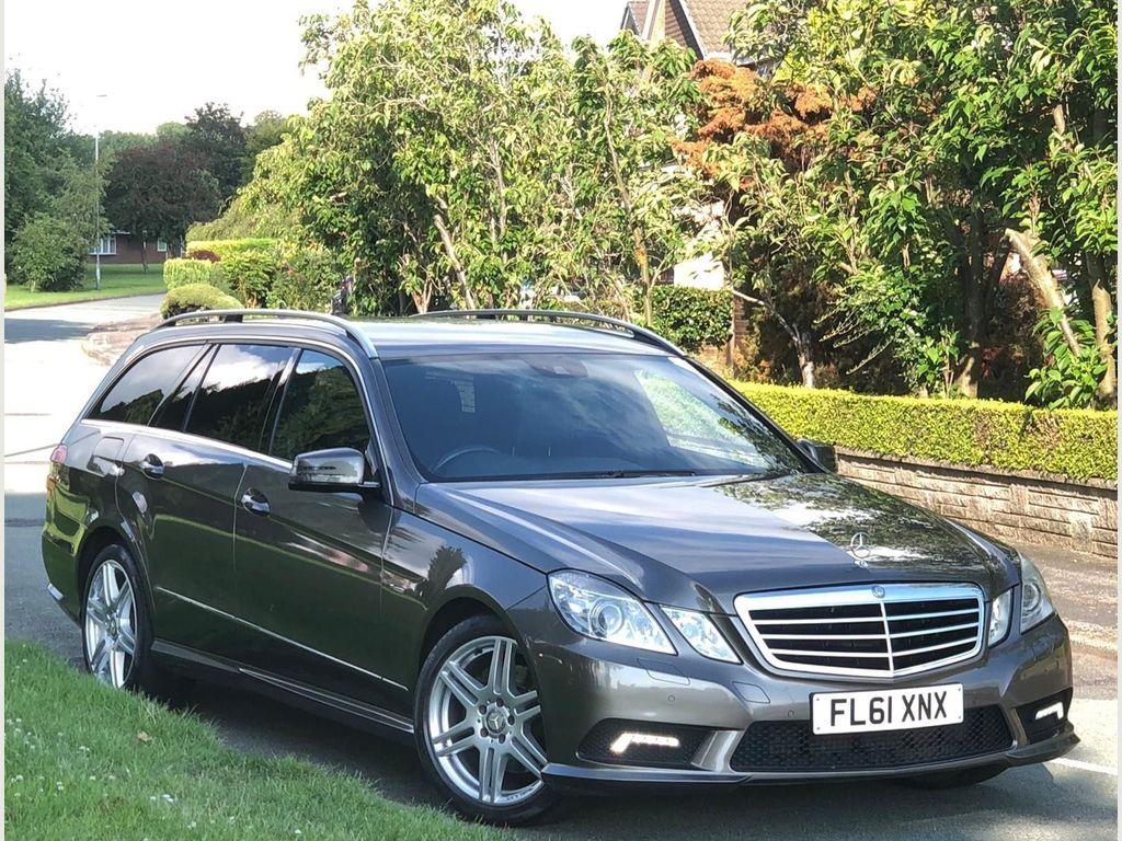 Mercedes-Benz E Class Estate 1.8 E250 BlueEFFICIENCY Sport G-Tronic 5dr