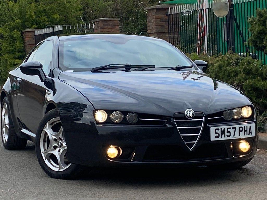 Alfa Romeo Brera Coupe 2.4 JTD SV 3dr