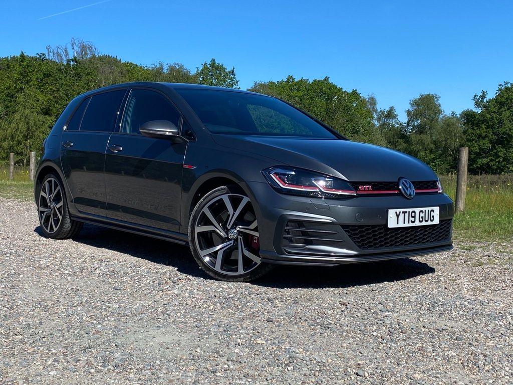 Volkswagen Golf Hatchback 2.0 TSI GTI Performance DSG (s/s) 5dr
