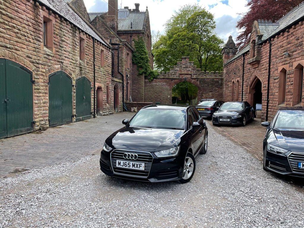 Audi A1 Hatchback 1.0 TFSI SE Sportback (s/s) 5dr