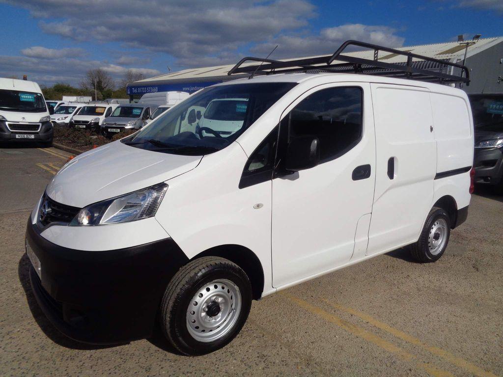 Nissan NV200 Panel Van 1.5 dCi SE SWB EU5 6dr