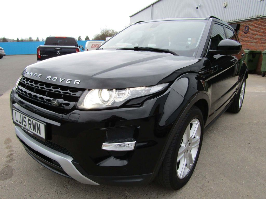 Land Rover Range Rover Evoque Unlisted 2.2 DSL-TD4 AUTO 5DR ECO MODE