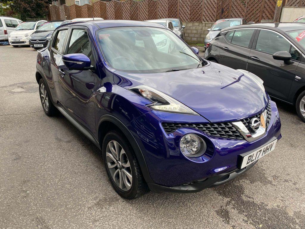 Nissan Juke SUV 1.6 DIG-T Tekna (s/s) 5dr