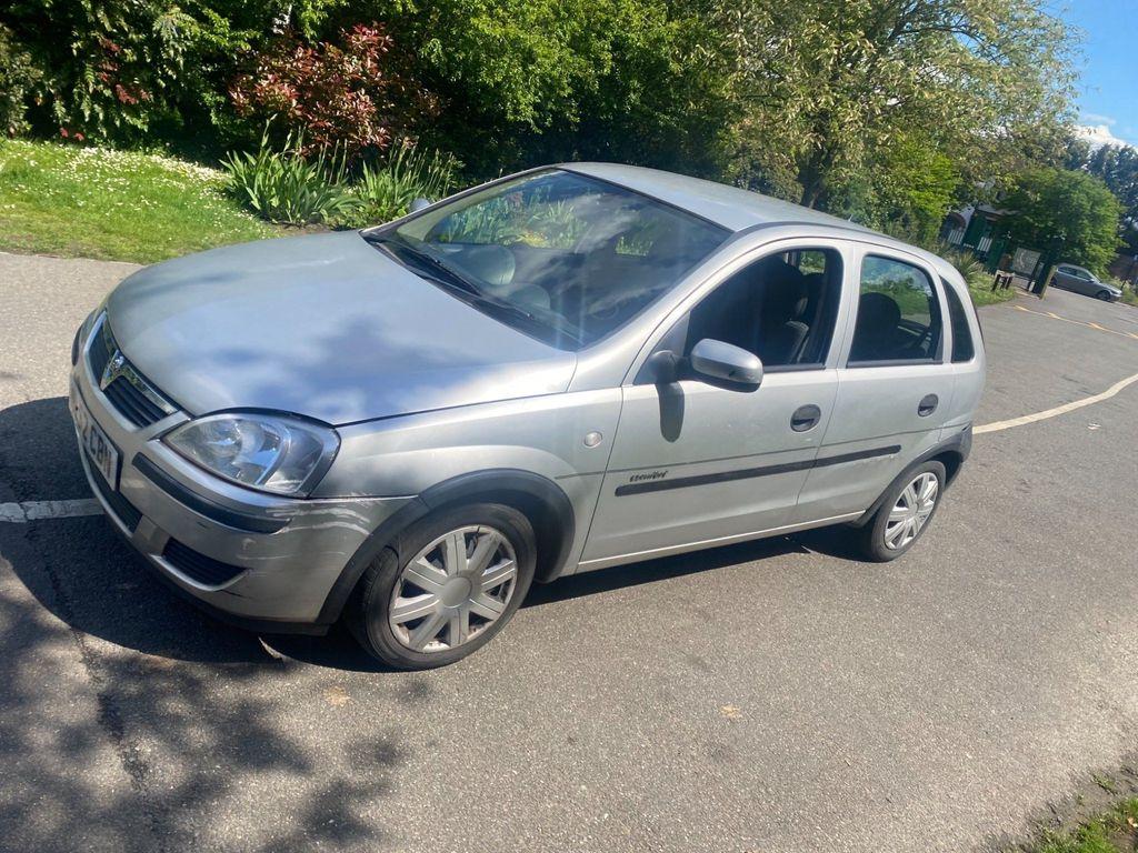 Vauxhall Corsa Hatchback 1.2 i 16v Comfort Easytronic 5dr