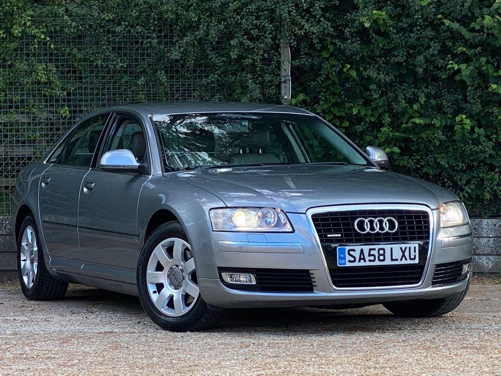 Audi A8 Saloon 3.0 TDI SE quattro 4dr LWB