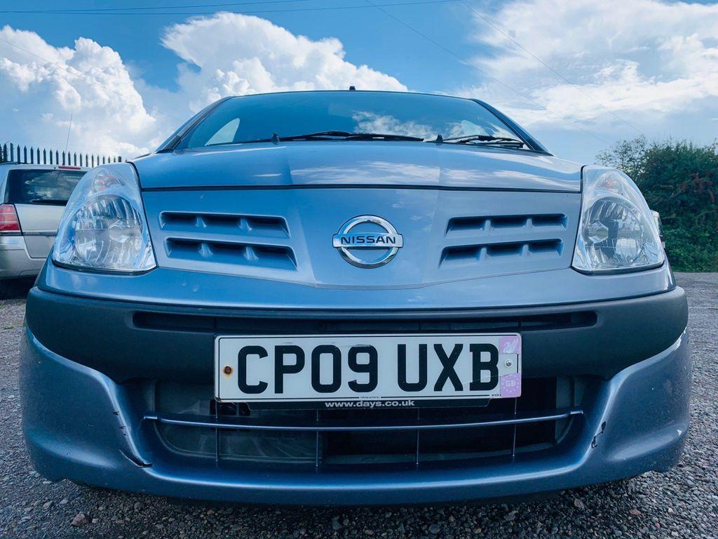 Nissan Pixo Hatchback 1.0 Visia 5dr