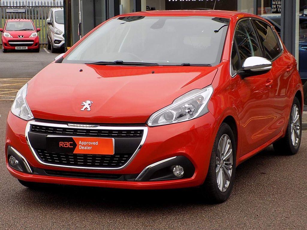 Peugeot 208 Hatchback 1.2 PureTech Allure 5dr
