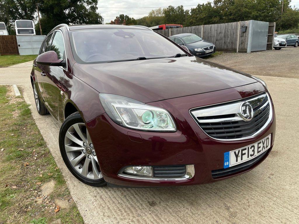 Vauxhall Insignia Estate 2.0 CDTi ecoFLEX Elite Sports Tourer (s/s) 5dr