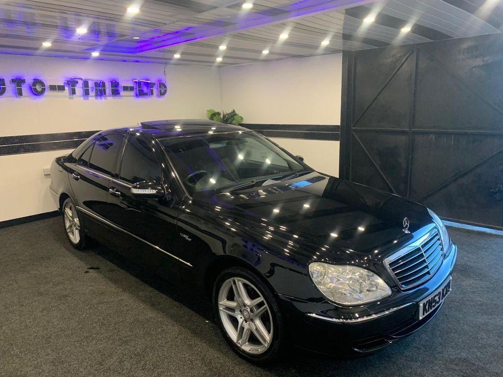 Mercedes-Benz S Class Saloon 3.7 S350 4dr