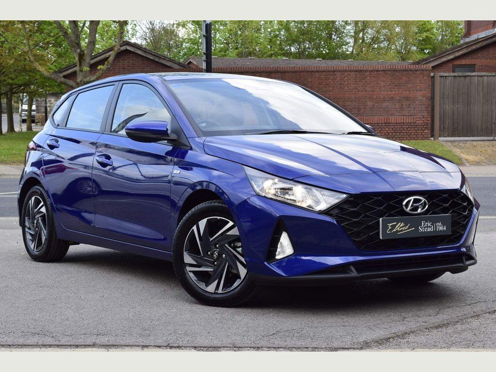 Hyundai i20 Hatchback 1.0 T-GDi MHEV SE Connect DCT (s/s) 5dr