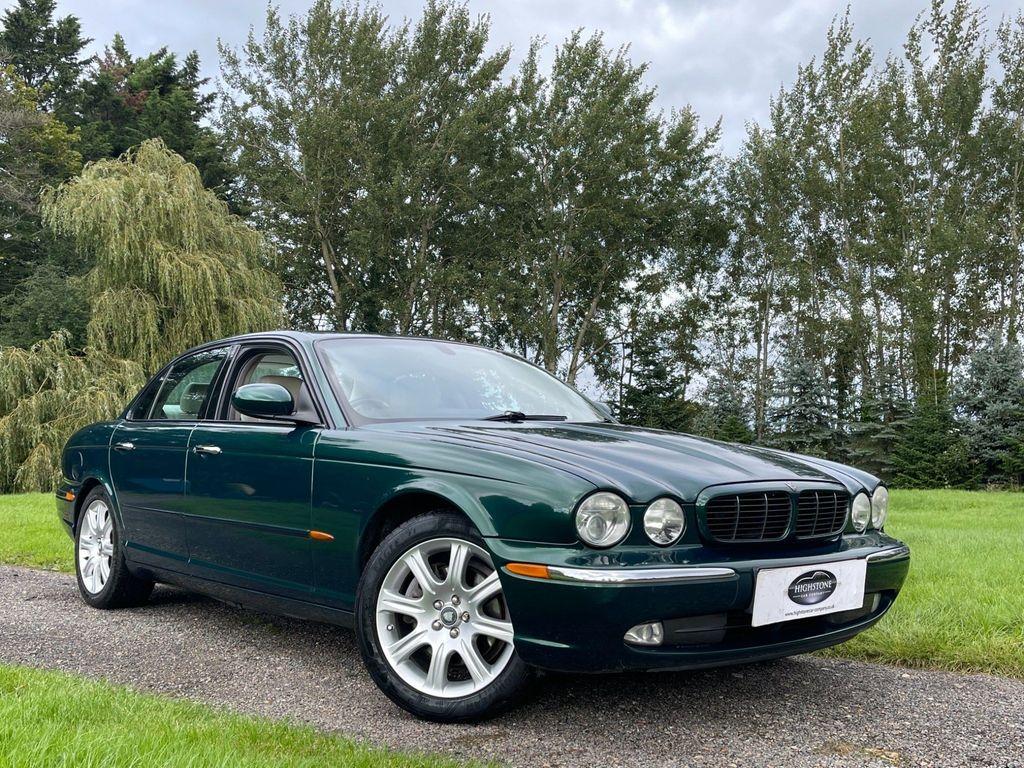 Jaguar XJ Saloon 3.0 XJ6 Sport 4dr