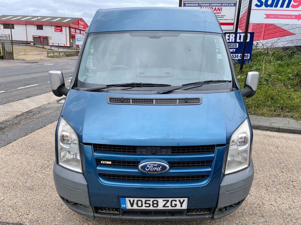 Ford Transit Unlisted 2.2 TDCi 280 Limited Medium Roof Van S 3dr (EU5, SWB)