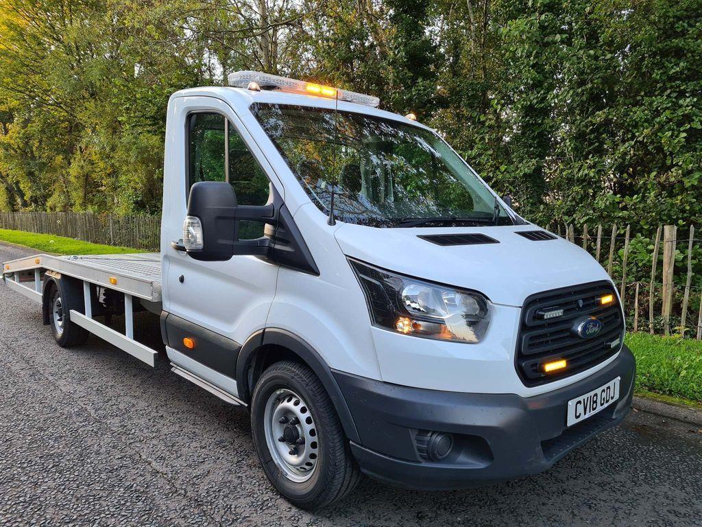 Ford Transit Vehicle Transporter Vehicle Transporter