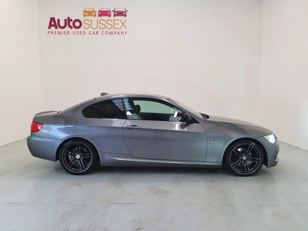 BMW 3 Series Coupe 2.0 320d Sport Plus Edition 2dr