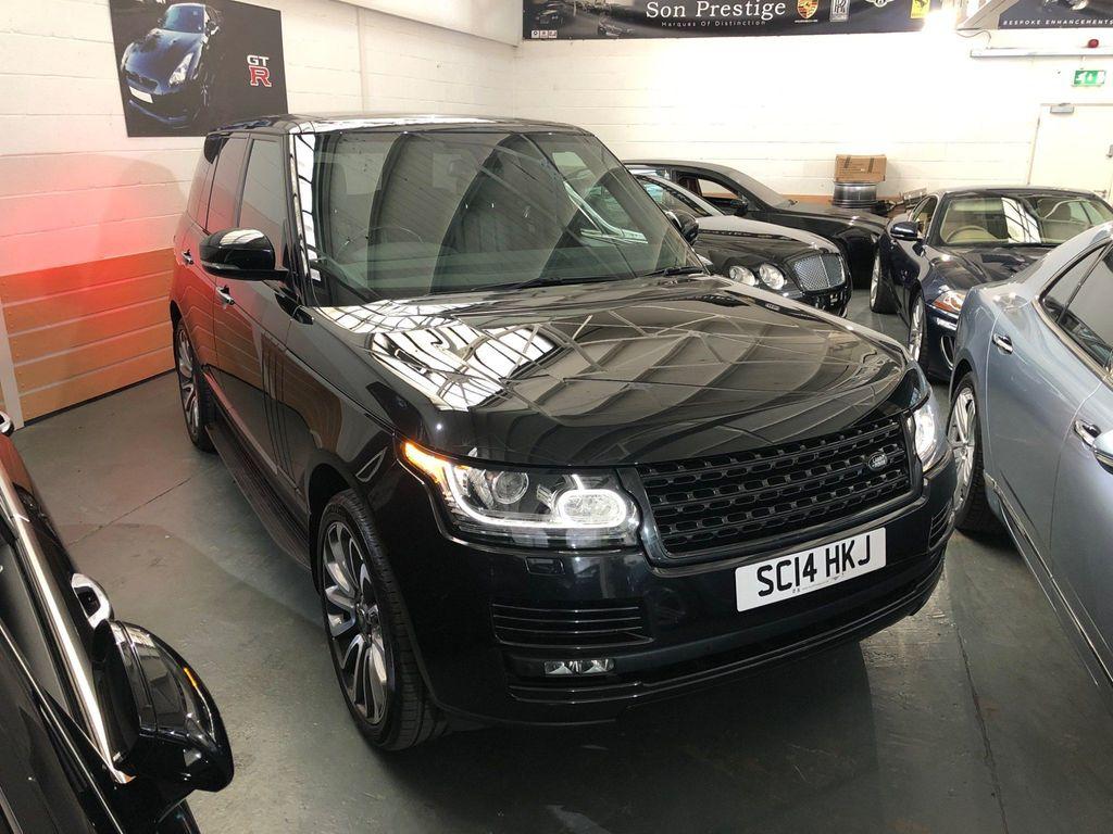 Land Rover Range Rover SUV 3.0 TD V6 Vogue SE Auto 4WD (s/s) 5dr