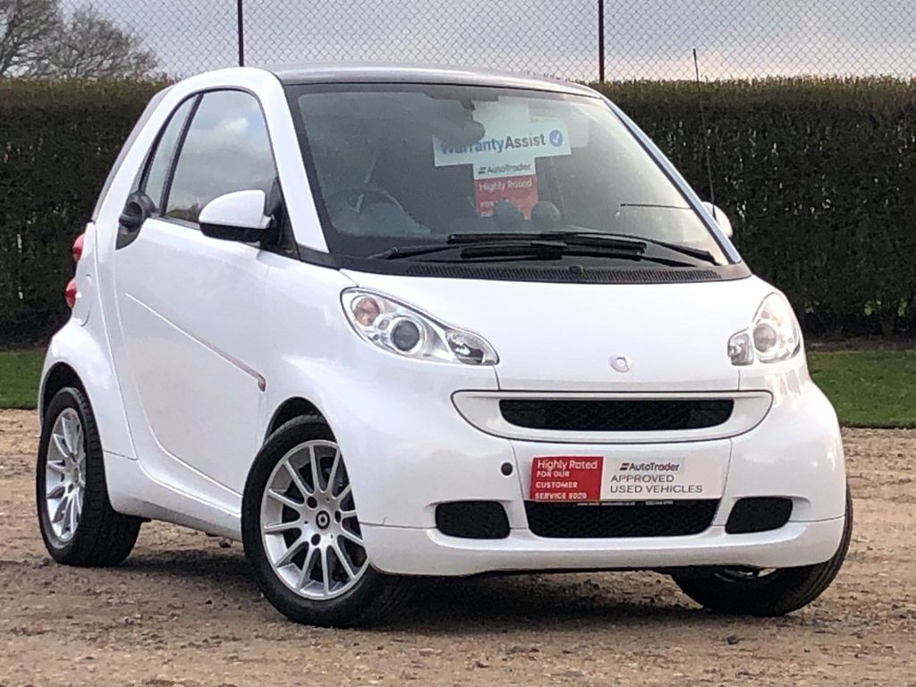 Smart fortwo Coupe 1.0 MHD Passion SoftTouch 2dr