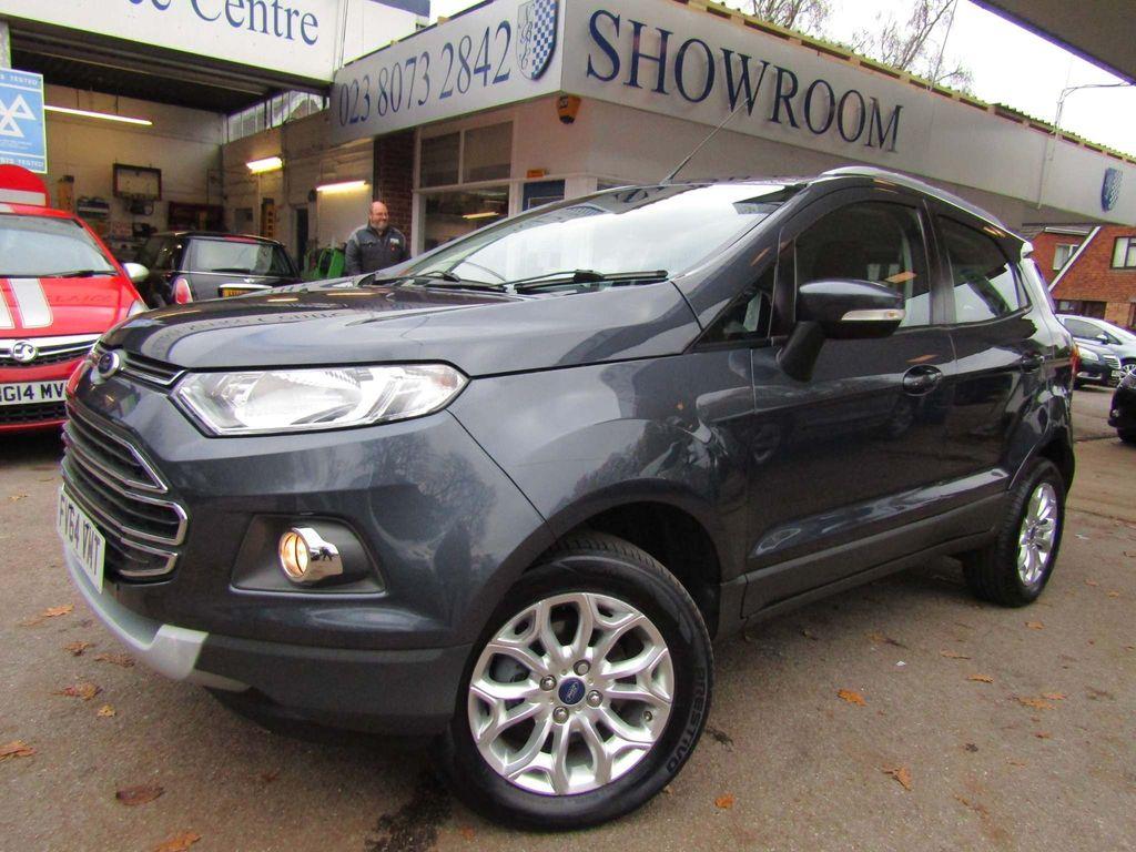Ford EcoSport SUV 1.5 Ti-VCT Titanium 5dr