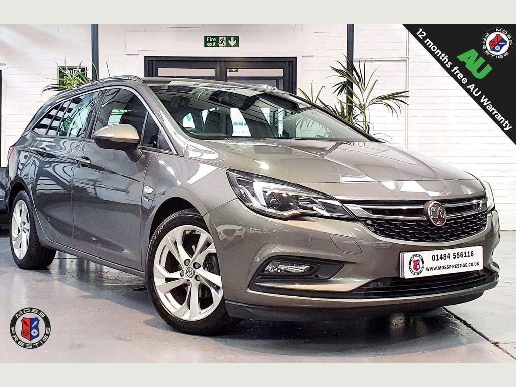 Vauxhall Astra Estate 1.6 CDTi ecoFLEX SRi Sports Tourer (s/s) 5dr