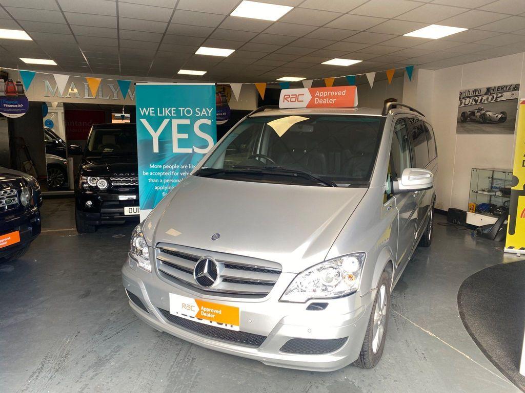Mercedes-Benz Viano MPV 2.2 CDI Ambiente Long MPV 5dr