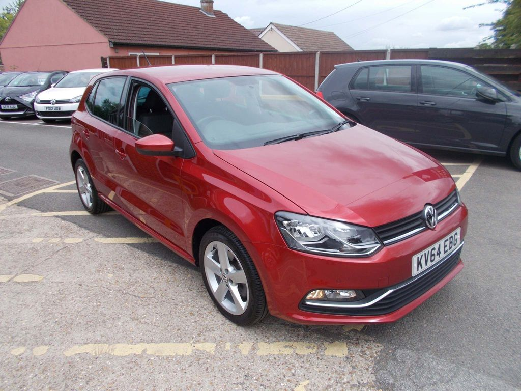 Volkswagen Polo Hatchback 1.2 TSI BlueMotion Tech SEL DSG (s/s) 5dr