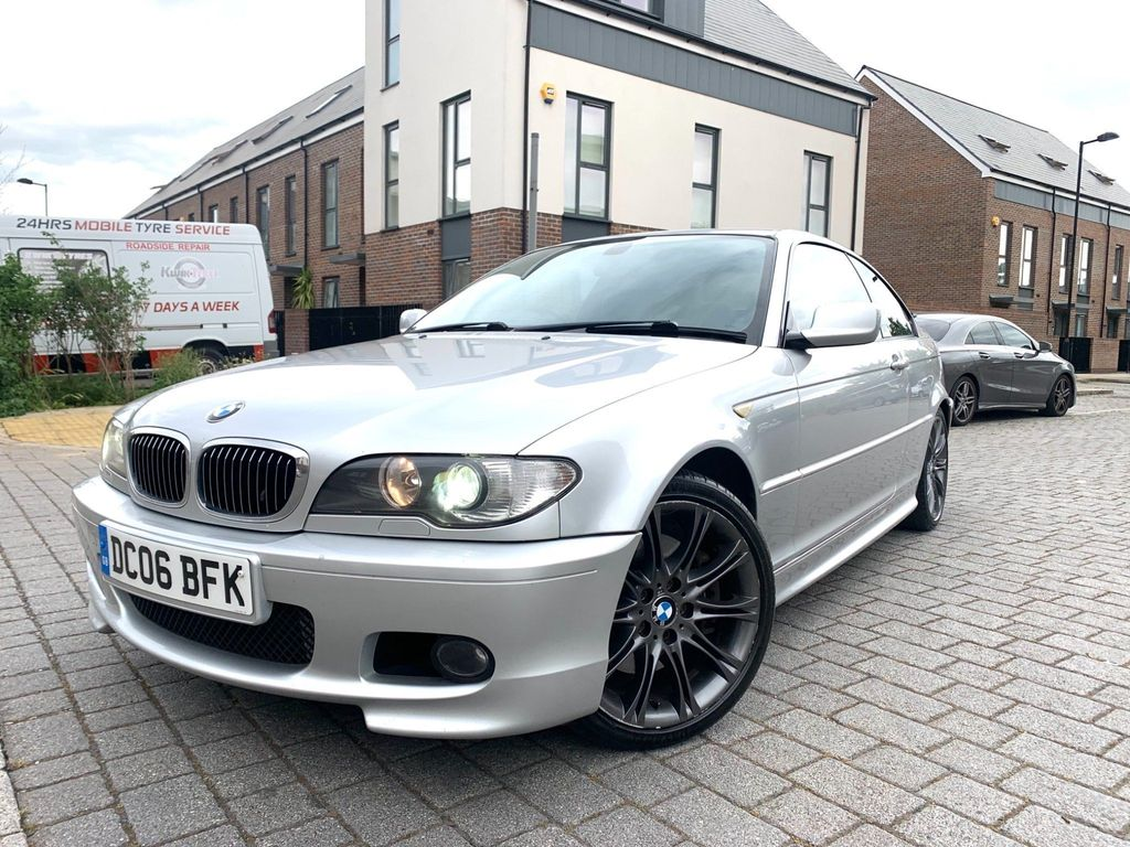 BMW 3 Series Coupe 3.0 330Ci 330 M Sport 2dr