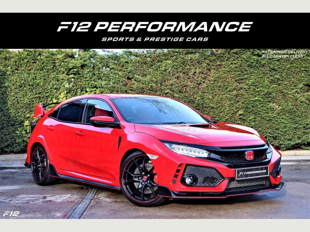 Honda Civic Hatchback 2.0 VTEC Turbo Type R GT (s/s) 5dr