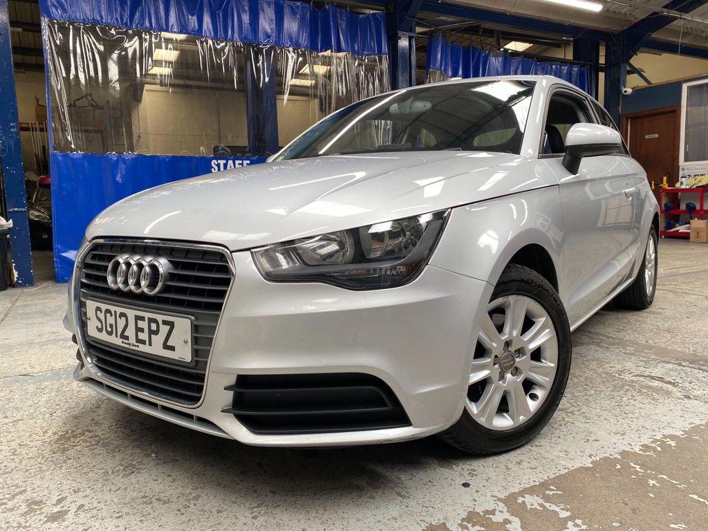 Audi A1 Hatchback 1.6 TDI SE 3dr