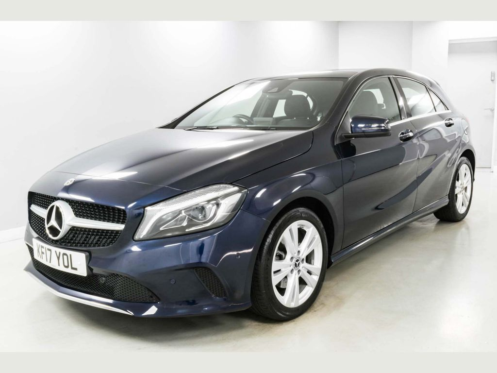 Mercedes-Benz A Class Hatchback 1.6 A180 Sport (Premium Plus) 7G-DCT (s/s) 5dr