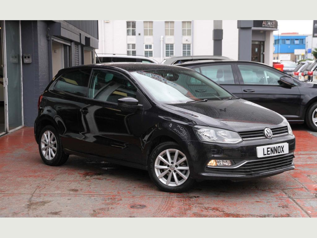 Volkswagen Polo Hatchback 1.2 TSI BlueMotion Tech Match DSG (s/s) 3dr
