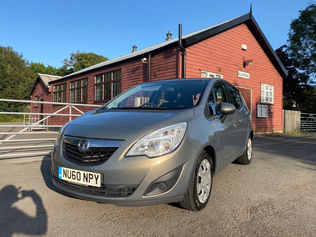 Vauxhall Meriva MPV 1.3 CDTi Exclusiv 5dr (a/c)