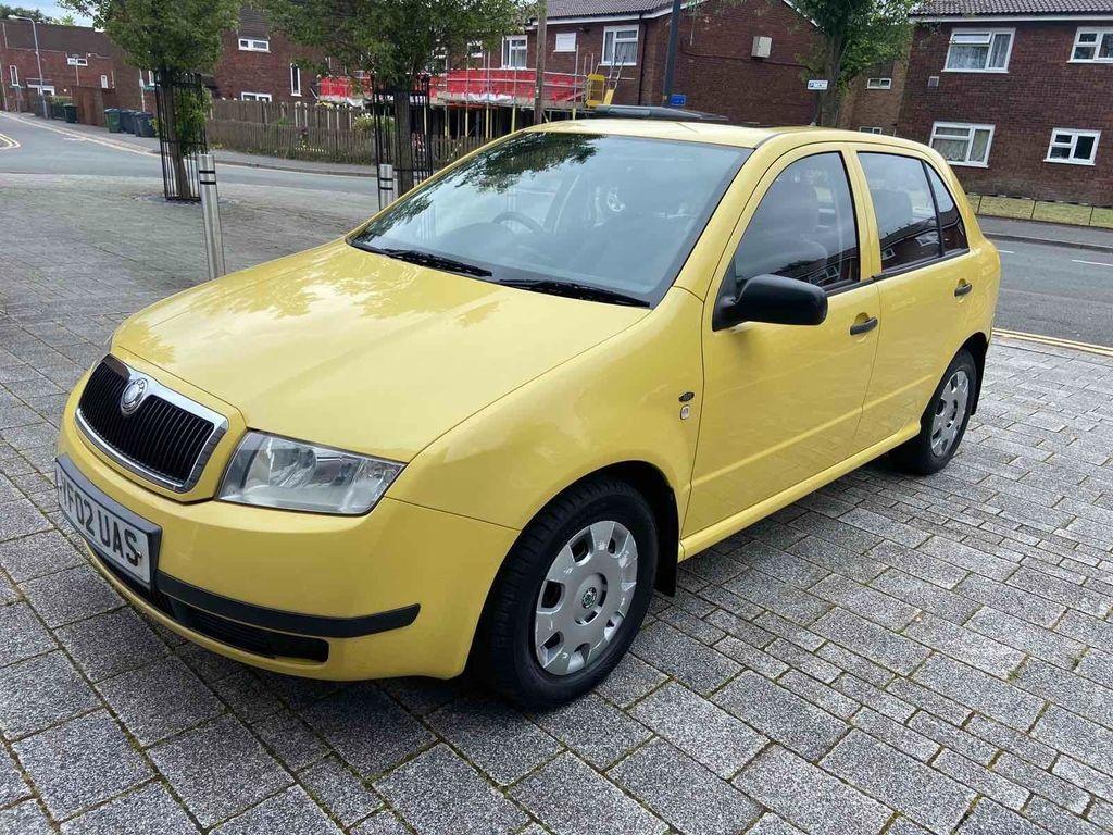 SKODA Fabia Hatchback 1.4 16V Classic 5dr