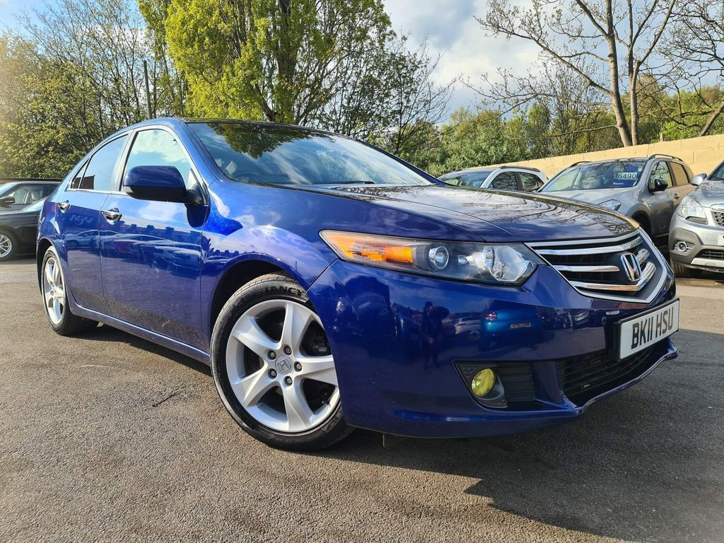 Honda Accord Saloon 2.2 i-DTEC EX 4dr